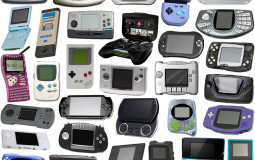 Handheld Video Game Consoles