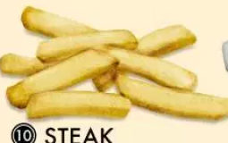 French Fry Types