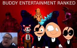 Buddy Entertainment Characters