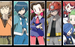 Pokemon Gym Leaders